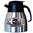 NFL Coffee Carafe - Denver Broncos