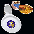 Minnesota Vikings Ultimate Party Plate