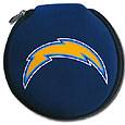 Los Angeles Chargers CD Case