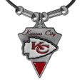 Kansas City Chiefs Classic Cord Necklace