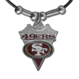 San Francisco 49ers Classic Cord Necklace