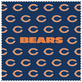 Chicago Bears Microfiber Cleaning Cloth