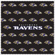 Baltimore Ravens Microfiber Cleaning Cloth