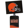Cleveland Browns Solar Flags