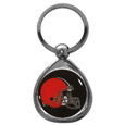 Cleveland Browns Chrome Key Chain