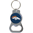 Denver Broncos Bottle Opener Key Chain