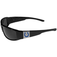Indianapolis Colts Chrome Wrap Sunglasses