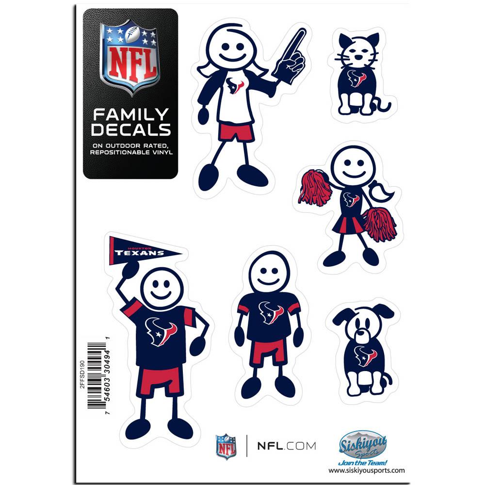 Siskiyou NFL Houston Texans Plastic Logo Hitch Cover Class III FTHP190