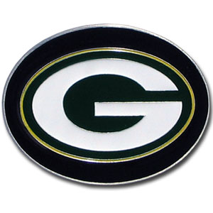 Green Bay Packers Logo Buckle - Officially licensed Green Bay Packers Logo Buckles feature a prominent Green Bay Packers logo with a hand enameled finish. Officially licensed NFL product Licensee: Siskiyou Buckle Thank you for visiting CrazedOutSports.com
