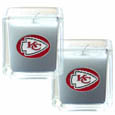 Kansas City Chiefs Scented Candle Set