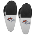 Denver Broncos Mini Chip Clip Magnets, 2 pk