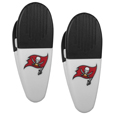 Tampa Bay Buccaneers Mini Chip Clip Magnets, 2 pk