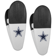Dallas Cowboys Mini Chip Clip Magnets, 2 pk