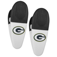 Green Bay Packers Mini Chip Clip Magnets, 2 pk