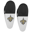 New Orleans Saints Mini Chip Clip Magnets, 2 pk