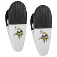 Minnesota Vikings Mini Chip Clip Magnets, 2 pk