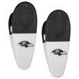 Baltimore Ravens Mini Chip Clip Magnets, 2 pk