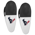 Houston Texans Mini Chip Clip Magnets, 2 pk