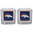 Denver Broncos Graphics Candle Set