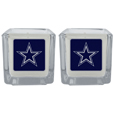Dallas Cowboys Graphics Candle Set