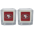 San Francisco 49ers Graphics Candle Set