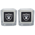 Oakland Raiders Graphics Candle Set