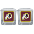 Washington Redskins Graphics Candle Set