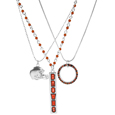 Cleveland Browns Trio Necklace Set