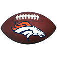 Denver Broncos Small Magnet