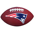New England Patriots Small Magnet