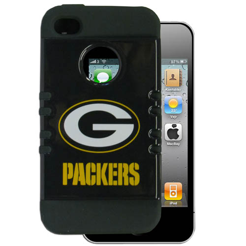 Packers 4G Rocker Case - Our officially licensed NFL 4G Rocker case is a 2 piece case with inner silicone skin and outer hard case with silk screened team graphics. Protects your device from bumps, scratches and other mishaps while allowing for complete access to the devices functionality. Officially licensed NFL product Licensee: Siskiyou Buckle Thank you for visiting CrazedOutSports.com