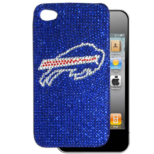 Buffalo Bills 4G Crystal Snap on Case - This one piece NFL snap on case features the team's primary logo in brightly colored crystals. Officially licensed NFL product Licensee: Siskiyou Buckle Thank you for visiting CrazedOutSports.com