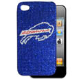 Buffalo Bills Crystal Snap on Case fits iPhone 4/4S