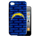 Los Angeles Chargers iPhone 4/4S Graphics Snap on Case