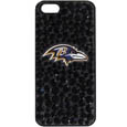 Baltimore Ravens iPhone 5/5S Dazzle Snap on Case