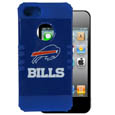 Buffalo Bills Rocker Case fits iPhone 5 - Our officially licensed NFL 5/5S Rocker case is a 2 piece case with inner silicone skin and outer hard case with silk screened team graphics. Protects your iPhone from bumps, scratches and other mishaps while allowing for complete access to the devices functionality. Officially licensed NFL product Licensee: Siskiyou Buckle Thank you for visiting CrazedOutSports.com