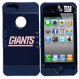 New York Giants iPhone 5 Rocker Case - Our officially licensed NFL 5/5S Rocker case is a 2 piece case with inner silicone skin and outer hard case with silk screened team graphics. Protects your iPhone from bumps, scratches and other mishaps while allowing for complete access to the devices functionality. Officially licensed NFL product Licensee: Siskiyou Buckle .com
