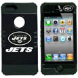 New York Jets iPhone 5 Rocker Case - Our officially licensed NFL 5/5S Rocker case is a 2 piece case with inner silicone skin and outer hard case with silk screened team graphics. Protects your iPhone from bumps, scratches and other mishaps while allowing for complete access to the devices functionality. Officially licensed NFL product Licensee: Siskiyou Buckle Thank you for visiting CrazedOutSports.com