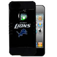 Detroit Lions Rocker Case fits iPhone 5 - Our officially licensed NFL 5/5S Rocker case is a 2 piece case with inner silicone skin and outer hard case with silk screened team graphics. Protects your iPhone from bumps, scratches and other mishaps while allowing for complete access to the devices functionality. Officially licensed NFL product Licensee: Siskiyou Buckle .com