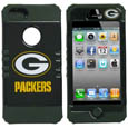 Green Bay Packers iPhone 5 Rocker Case - Our officially licensed NFL 5/5S Rocker case is a 2 piece case with inner silicone skin and outer hard case with silk screened team graphics. Protects your iPhone from bumps, scratches and other mishaps while allowing for complete access to the devices functionality. Officially licensed NFL product Licensee: Siskiyou Buckle Thank you for visiting CrazedOutSports.com
