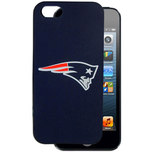 Patriots 5 Silicone Case - Our officially licensed NFL soft silicone case fits snug to the device offering protection and added to grip for your device. Officially licensed NFL product Licensee: Siskiyou Buckle .com