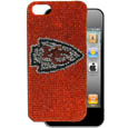 Kansas City Chiefs Crystal Snap on Case fits iPhone 5