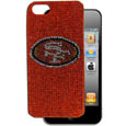 San Francisco 49ers Crystal Snap on Case fits iPhone 5
