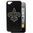 New Orleans Saints Crystal Snap on Case fits iPhone 5