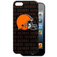 Cleveland Browns Graphics Snap on Case fits iPhone 5 - This officially licensed NFL single piece snap on case features the team's primary logo and silhouetted pattern of the team name. Protects your device from bumps, scratches and other mishaps while allowing for complete access to the phone's functionality. Officially licensed NFL product Licensee: Siskiyou Buckle Thank you for visiting CrazedOutSports.com