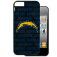 Los Angeles Chargers iPhone 5/5S Graphics Snap on Case