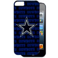 Dallas Cowboys Graphics Snap on Case fits iPhone 5 - This officially licensed NFL single piece snap on case features the team's primary logo and silhouetted pattern of the team name. Protects your device from bumps, scratches and other mishaps while allowing for complete access to the phone's functionality. Officially licensed NFL product Licensee: Siskiyou Buckle Thank you for visiting CrazedOutSports.com