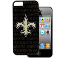 New Orleans Saints Graphics Snap on Case fits iPhone 5 - This officially licensed NFL single piece snap on case features the team's primary logo and silhouetted pattern of the team name. Protects your device from bumps, scratches and other mishaps while allowing for complete access to the phone's functionality. Officially licensed NFL product Licensee: Siskiyou Buckle .com