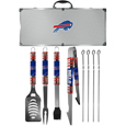 Buffalo Bills 8 pc Tailgater BBQ Set