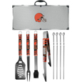 Cleveland Browns 8 pc Tailgater BBQ Set